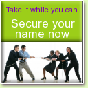 Secure Your Name